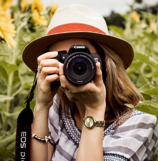 zaradi kao fotograf