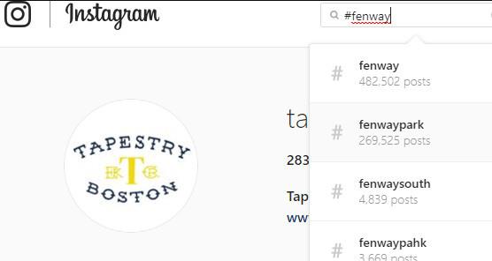 instagram hashtagovi