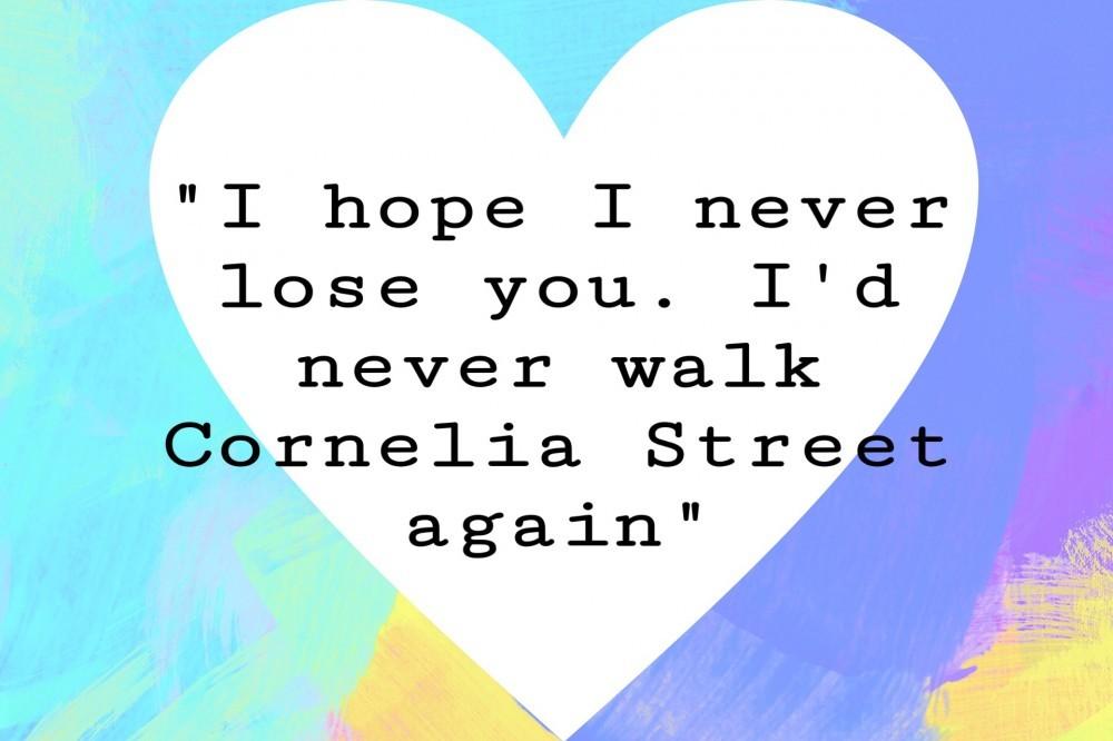 cornelia street taylor swift