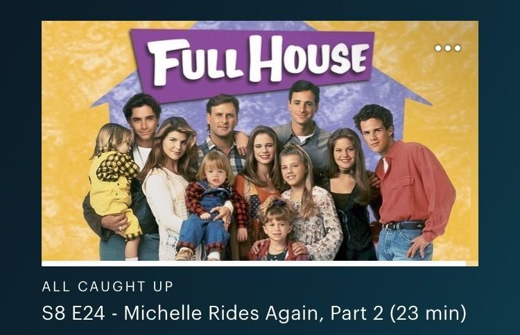 Full House on Hulu
