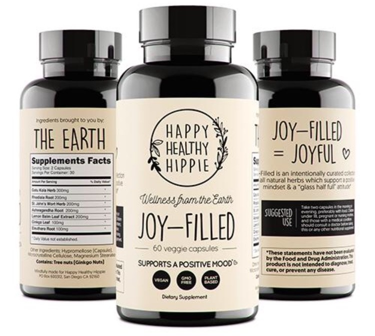 joy-filled happy healthy hippie review