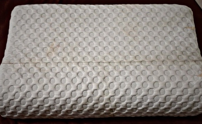 memory foam pillow review
