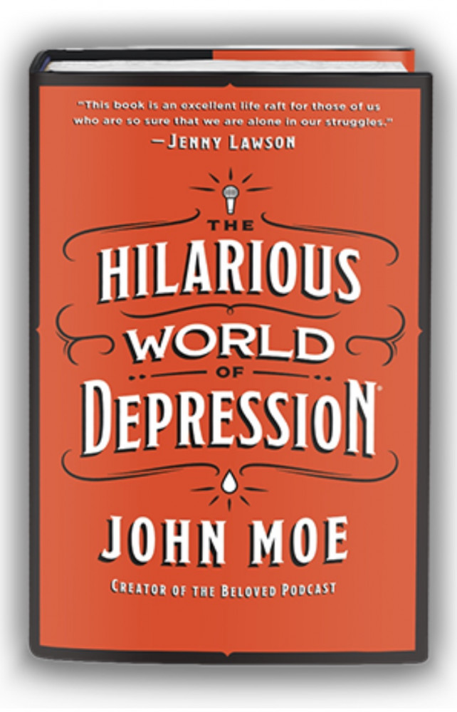 the hilarious world of depression book review