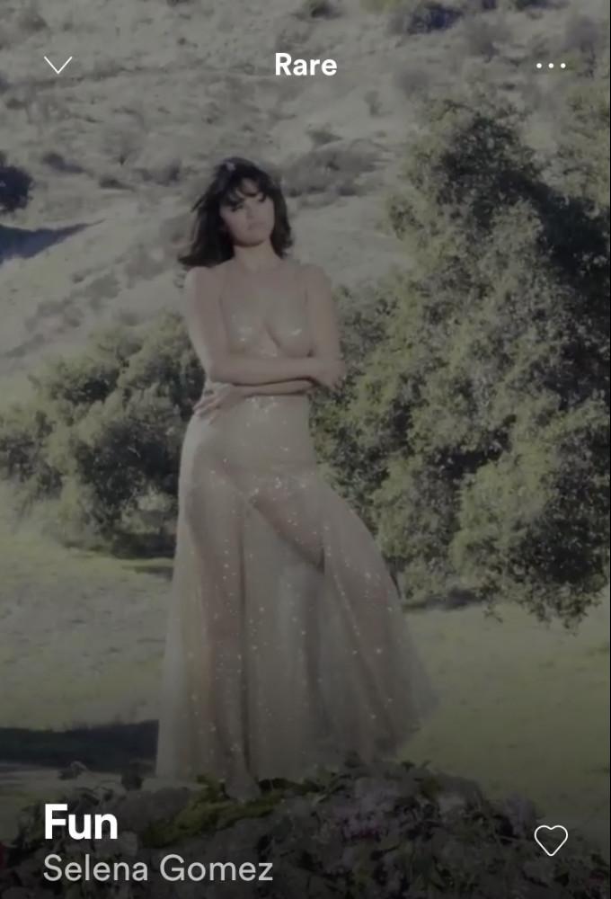 Selena Gomez new album rare review