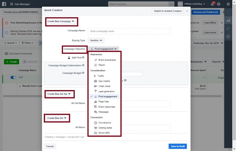 How To Create An Effective Facebook Ads - 3 Steps