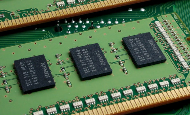 Microchips and computing power