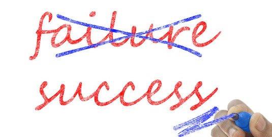 Failure Vs. Success