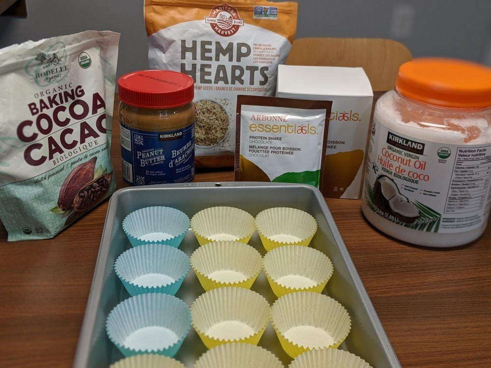 Low-Carb, Keto Peanut Butter Cups