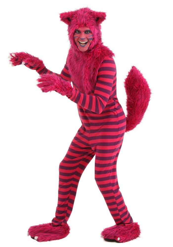Adult Deluxe Cheshire Cat Costume