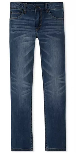 Levi Big Boys 511 Performance Slim Fit Jeans