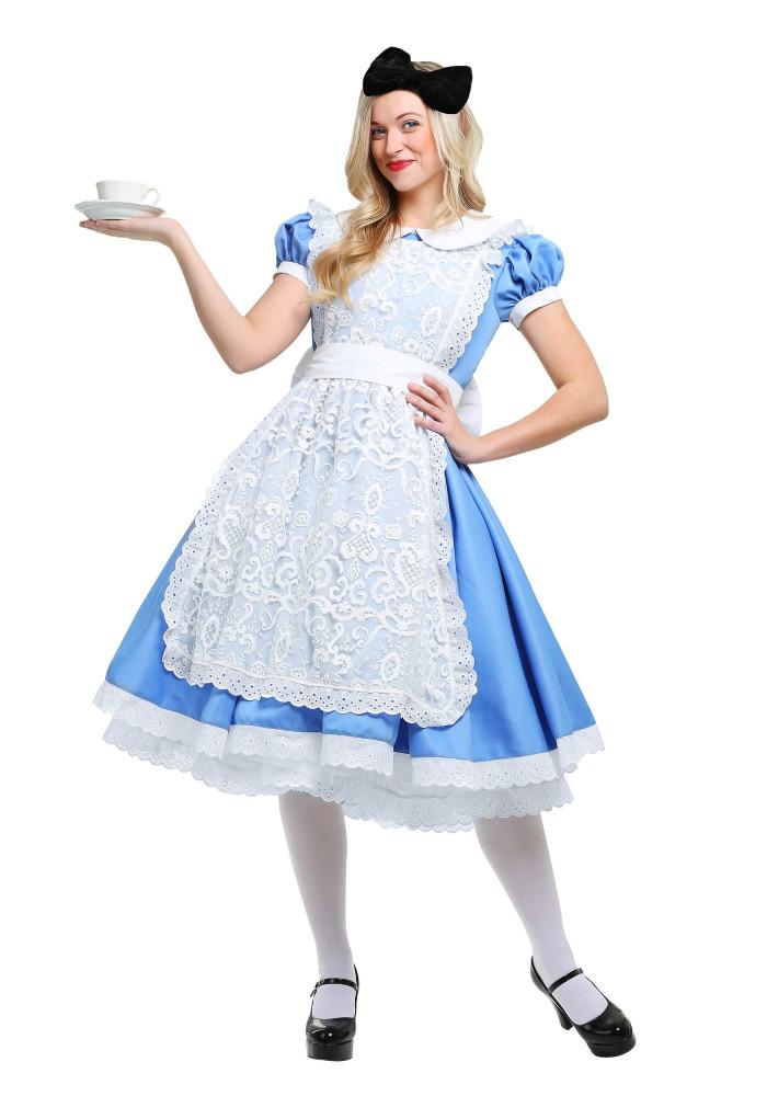 Elite Alice Women's Costume