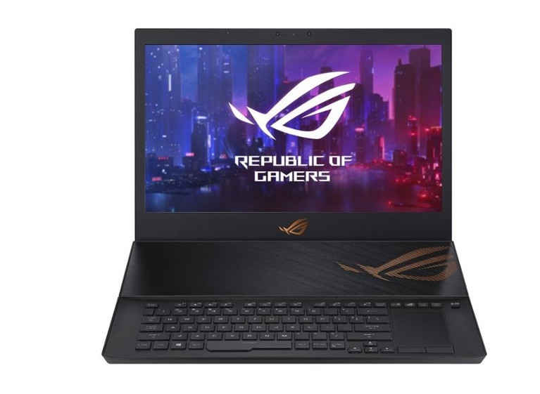 ASUS - ROG Mothership 2-in-1 17.3' Gaming Laptop