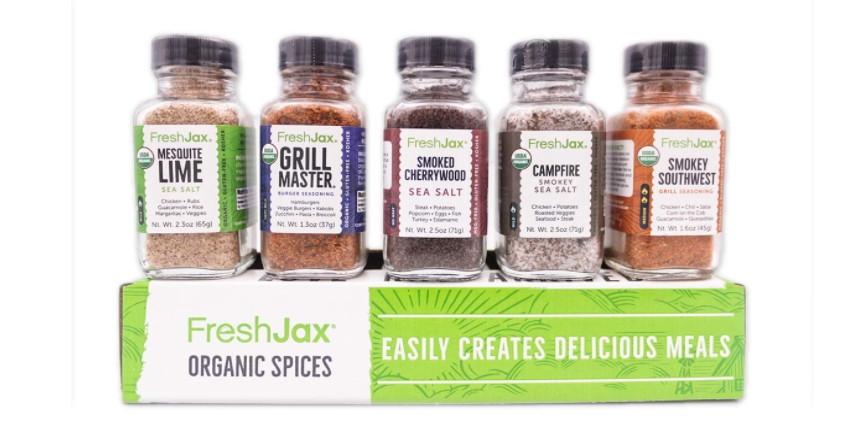 FreshJax Smoked Spices Gift Set