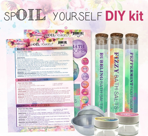 Spoil Yourself Essential Oils