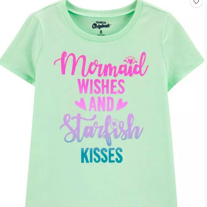 Mermaid Wishes and Starfish Kisses