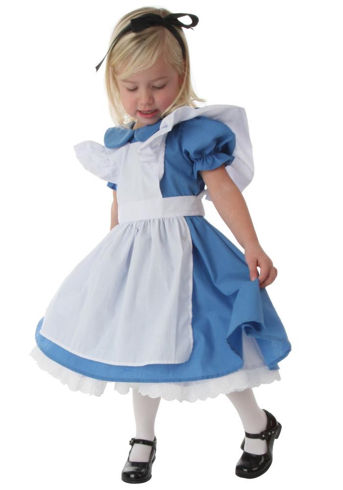 Toddler Alice Costume