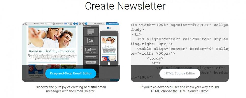 Create News Letter