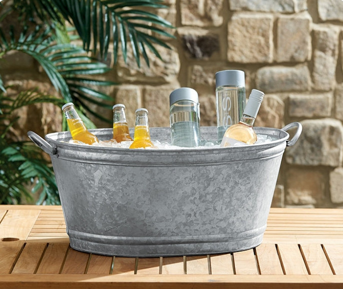 Hayden Beverage Tub