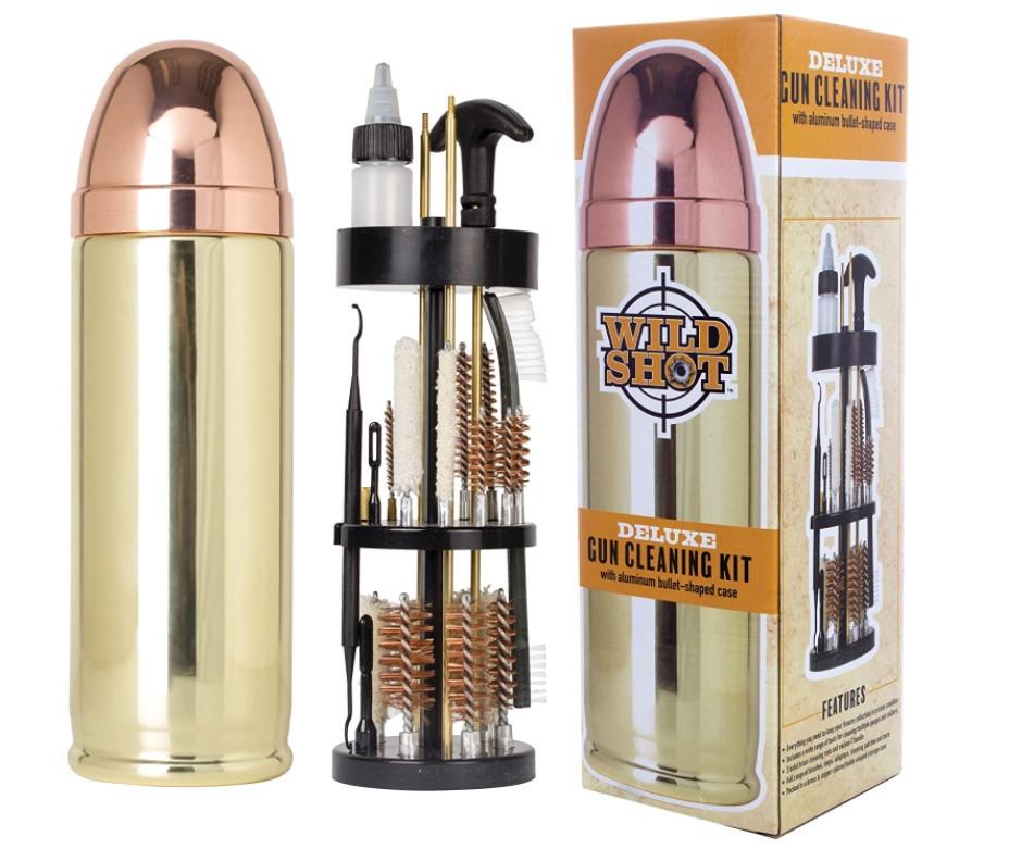 Wild Shot Deluxe Gun Cleaning Kit