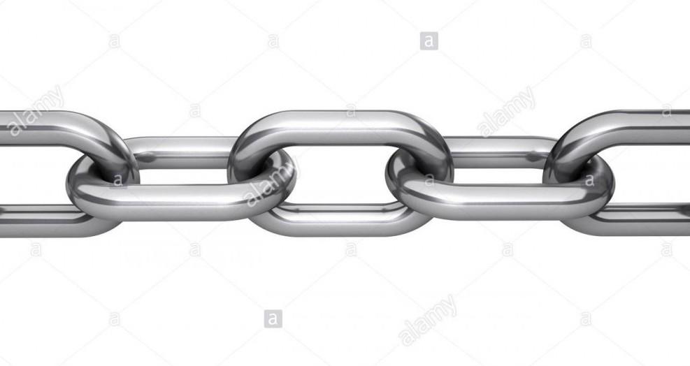 6 chain links