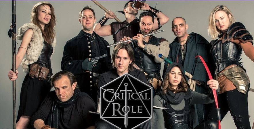 Critical Role - These guys are always Performing.