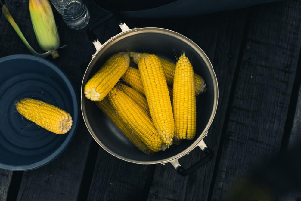 Perfect Boiled Sweet Corn