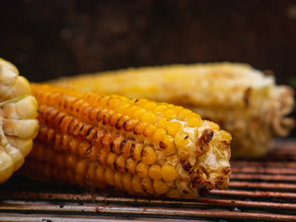 Roasted Corn in the Oven