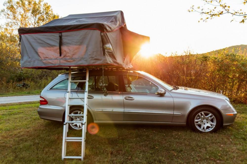 RTT Mercedes, Virginia State Parks