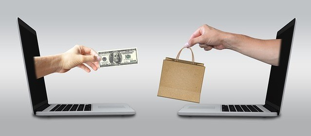 making a sale online can be a great way for turning around a struggling business