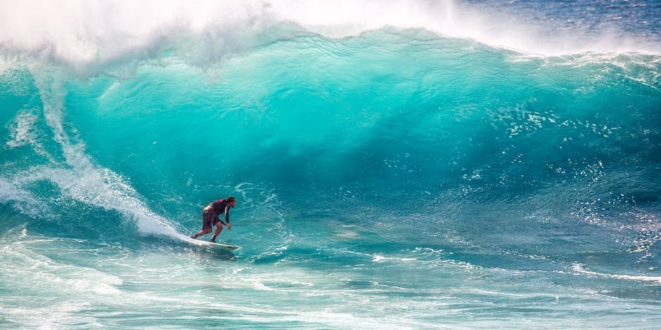 creating a wave of traffic to your site