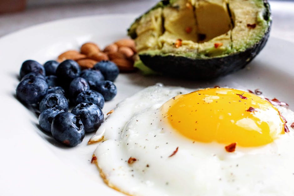 Lose Weight as Diabetic - healthy breakfast