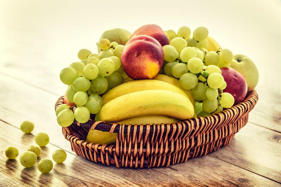 Type 1 Diabetes Meal Plan - basket of fruit