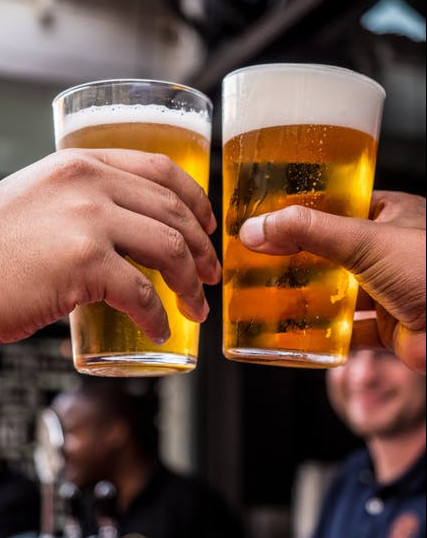 Best Alcohol Choices for Diabetics - glass of beer