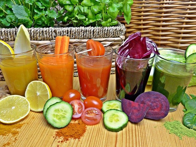 Juicing and Diabetes Control