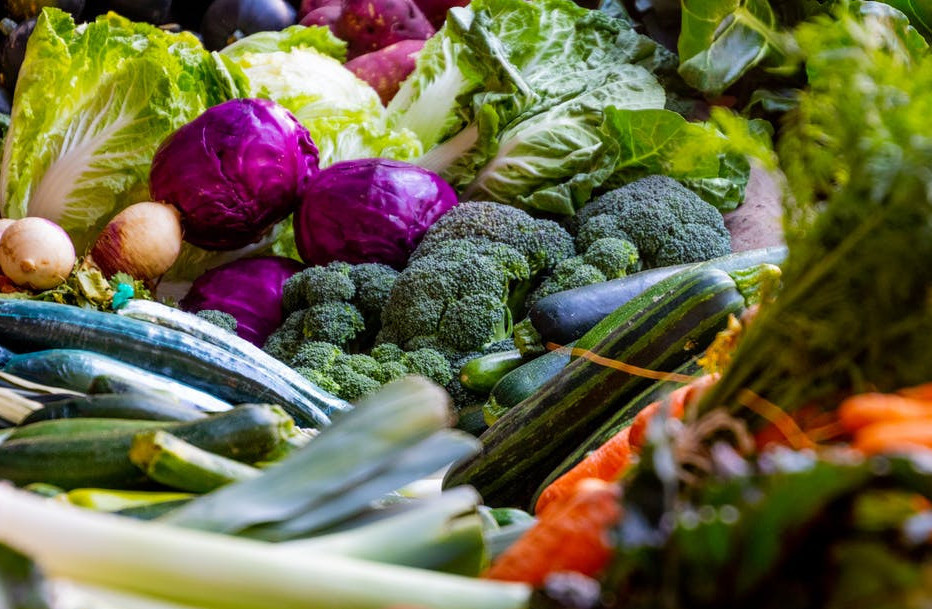 Type 1 Diabetes Meal Plan - vegetables at the market