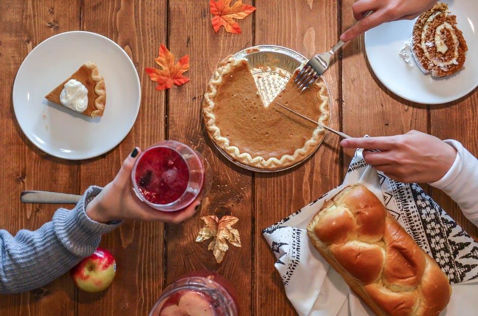 Thanksgiving and Diabetes - pumpkin pie