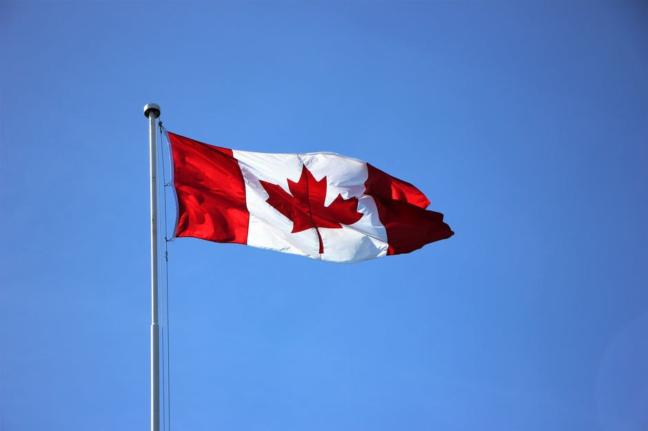 Canada Day with COVID - Canadian Flag