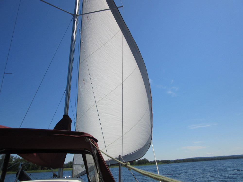 Best Mini-vacations - here's what we did - kept it light by sailing Genoa only