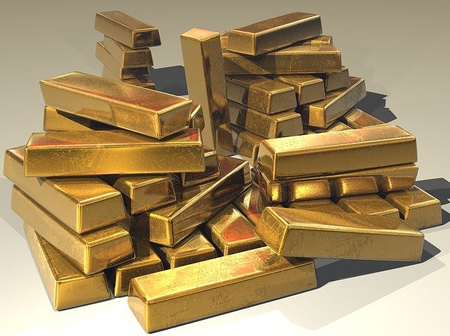 What Is The Meaning Of Wealth? - stack of gold bars