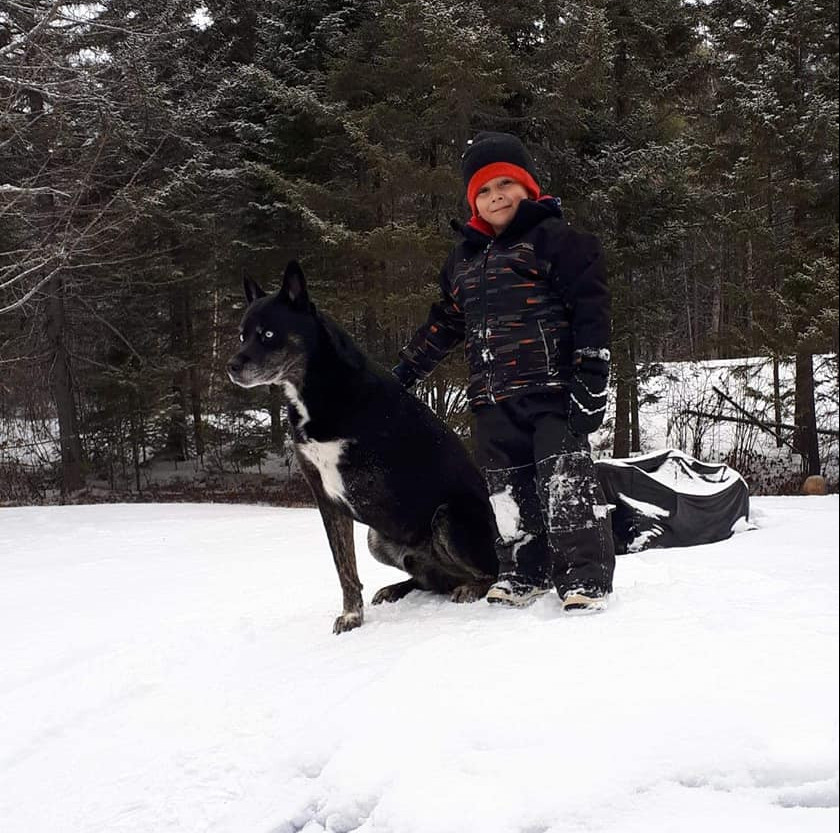 Grieving Dog Loss - Alex and Buddy