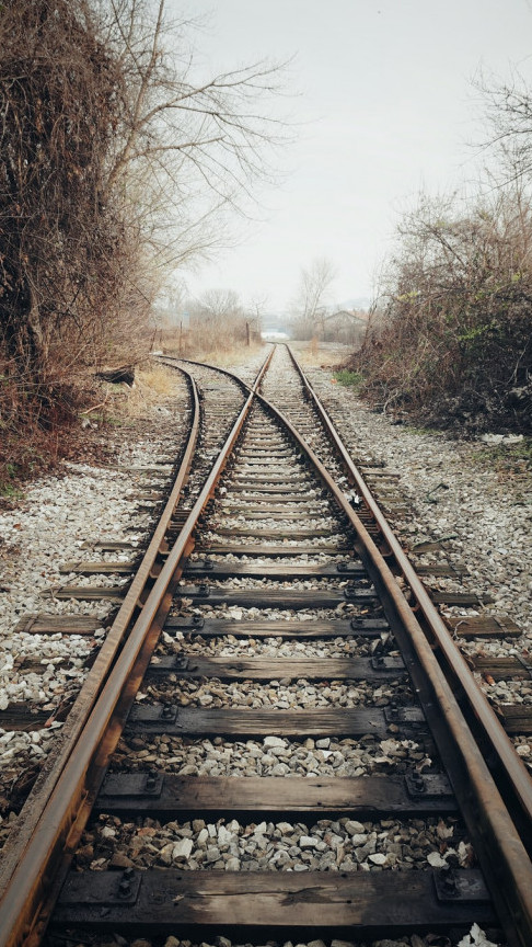 What Is The Meaning Of Leadership? - railroad coming to a fork