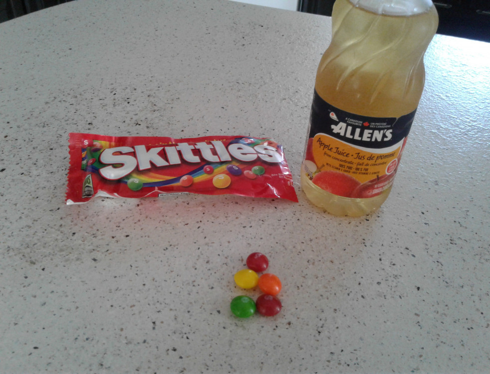 What are Some Good Snacks for Diabetics - apple juice or skittles