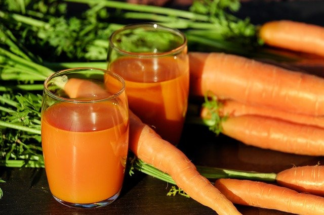 Juicing and Diabetes Control - carrot juice