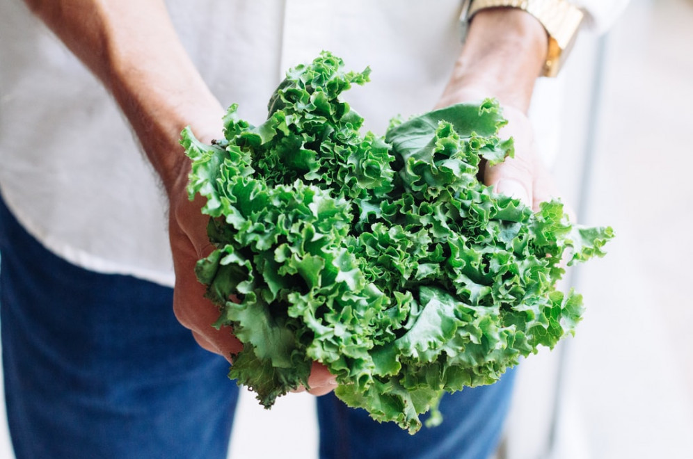 What should I eat if my sugar is high - kale
