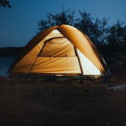 Kids Summer Activities - camping