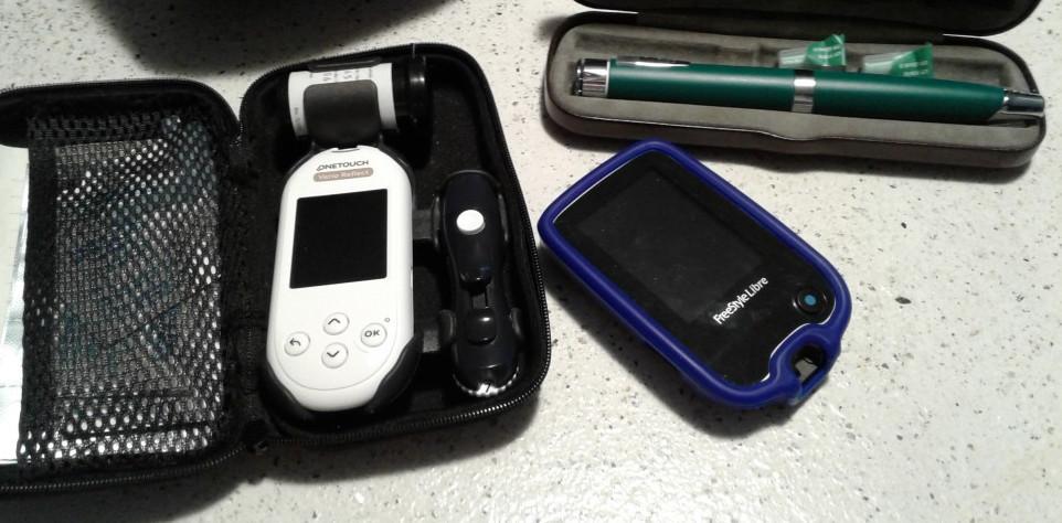 Type 1 Diabetes Meal Plan - diabetes kit