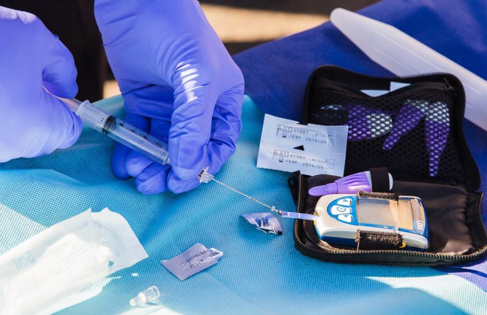 Type 1 Diabetes Meal Plan - insulin