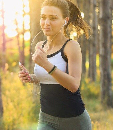Lose Weight as Diabetic - jogging