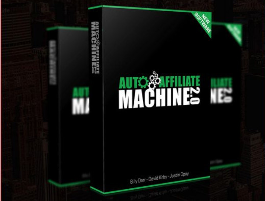 What Is Auto Affiliate Machine About - auto affiliate machine retail box