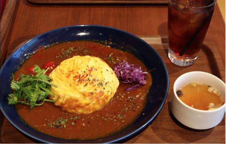 沖繩oms蛋包飯